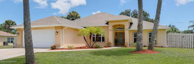 589 Arcadia Avenue NE, Palm Bay, FL 32907 (MLS #883290) :: Blue Marlin Real Estate