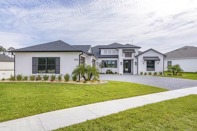 1703 Crossbill Drive, Titusville, FL 32796 (MLS #883296) :: Premium Properties Real Estate Services