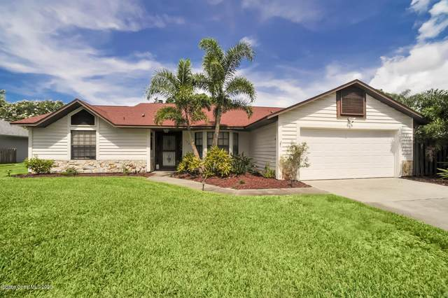 526 Deerfield Drive, Melbourne, FL 32940 (MLS #883299) :: Blue Marlin Real Estate