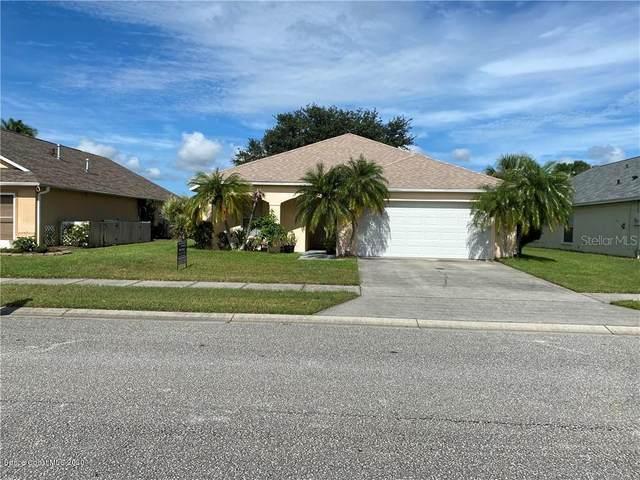 1218 Creek Side Circle, Rockledge, FL 32955 (MLS #883318) :: Blue Marlin Real Estate