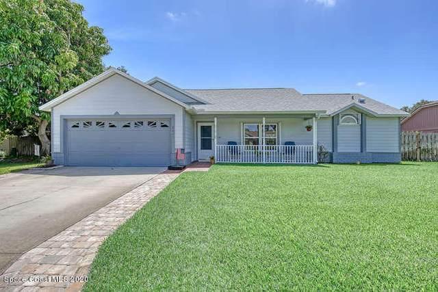 2445 Honeybrook Creek Drive, Palm Shores, FL 32935 (MLS #883325) :: Blue Marlin Real Estate