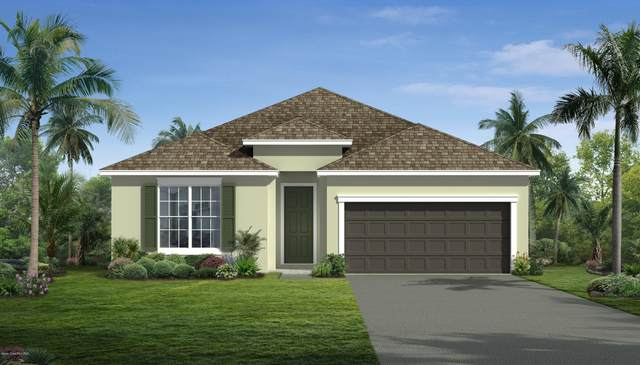 2942 Bobby Jones Street, West Melbourne, FL 32904 (MLS #883337) :: Engel & Voelkers Melbourne Central