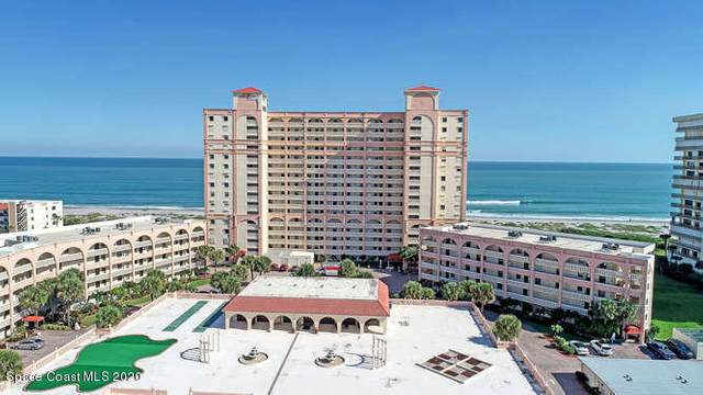 830 N Atlantic Avenue #502, Cocoa Beach, FL 32931 (MLS #883339) :: Engel & Voelkers Melbourne Central