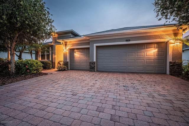 3791 Funston Circle, Melbourne, FL 32940 (MLS #883363) :: Engel & Voelkers Melbourne Central