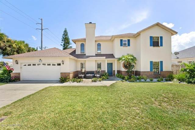 401 Lighthouse Landing Street, Satellite Beach, FL 32937 (MLS #883379) :: Engel & Voelkers Melbourne Central