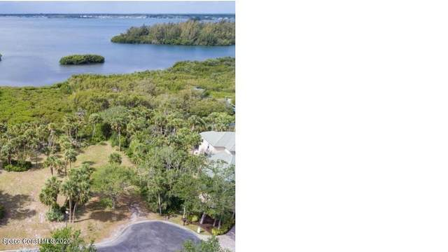 410 Hammock Shore Drive, Melbourne Beach, FL 32951 (MLS #883383) :: Blue Marlin Real Estate