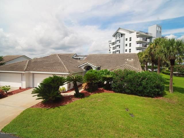 3810 Macfarlane Street, Melbourne Beach, FL 32951 (MLS #883400) :: Blue Marlin Real Estate