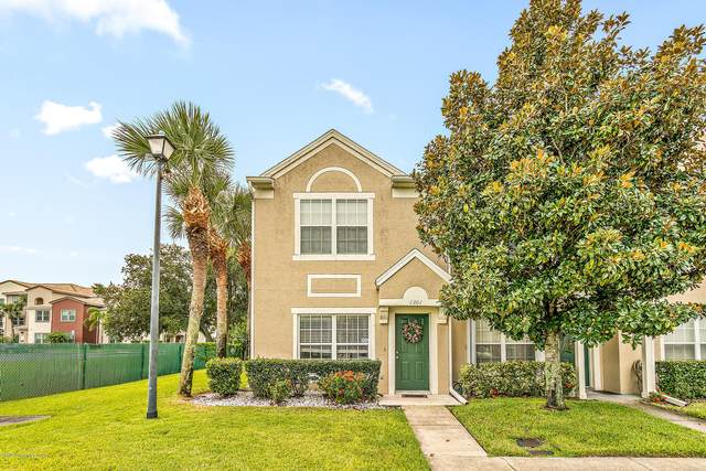 1301 Hampton Park Lane, Melbourne, FL 32940 (MLS #883446) :: Blue Marlin Real Estate