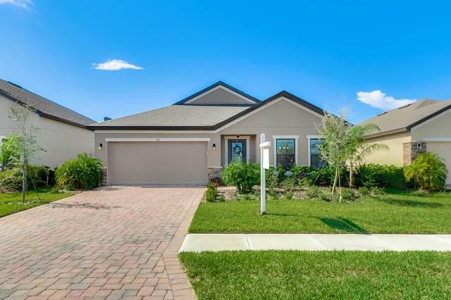 940 Dillard Drive SE, Palm Bay, FL 32909 (MLS #883455) :: Blue Marlin Real Estate
