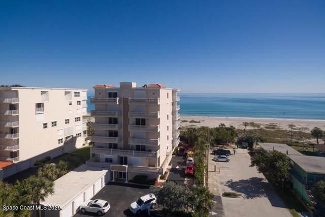 209 N Atlantic Avenue N #1, Cocoa Beach, FL 32931 (MLS #883456) :: Engel & Voelkers Melbourne Central