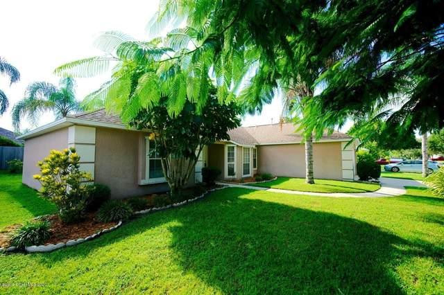 1236 Water Lily Lane, Rockledge, FL 32955 (MLS #883469) :: Engel & Voelkers Melbourne Central