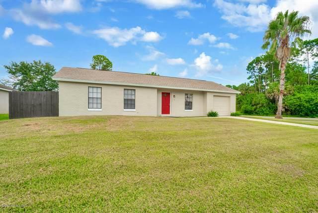 498 Brighton Avenue NE, Palm Bay, FL 32907 (MLS #883478) :: Blue Marlin Real Estate