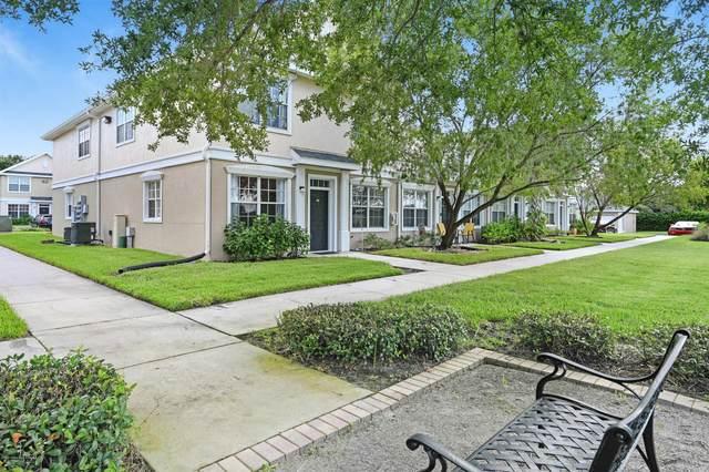 110 Turpial Way #105, Melbourne, FL 32901 (MLS #883491) :: Blue Marlin Real Estate