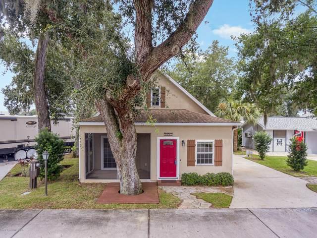 2601 Frontier Drive, Titusville, FL 32796 (MLS #883494) :: Blue Marlin Real Estate