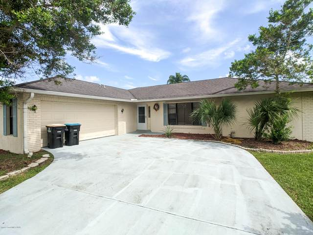 501 NE Bounty Avenue NE, Palm Bay, FL 32907 (MLS #883496) :: Blue Marlin Real Estate