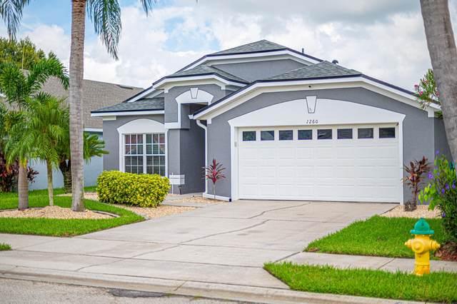 1260 Foxridge Place, Melbourne, FL 32940 (MLS #883499) :: Premium Properties Real Estate Services