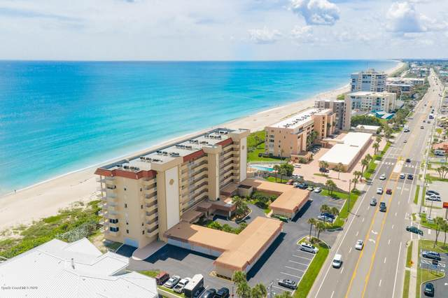 1095 N Highway A1a #201, Indialantic, FL 32903 (MLS #883506) :: Engel & Voelkers Melbourne Central
