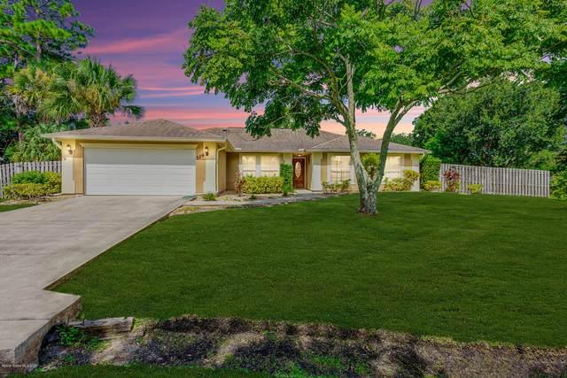 219 Neville Circle NE, Palm Bay, FL 32907 (MLS #883566) :: Blue Marlin Real Estate
