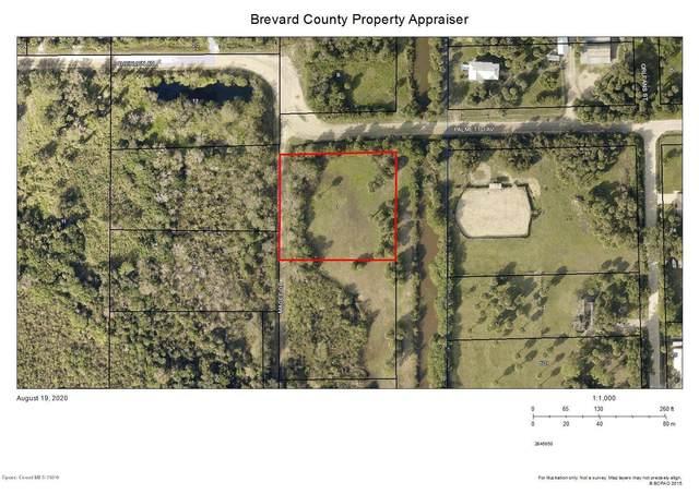 0 Palmetto Avenue, Cocoa, FL 32926 (MLS #883570) :: Blue Marlin Real Estate