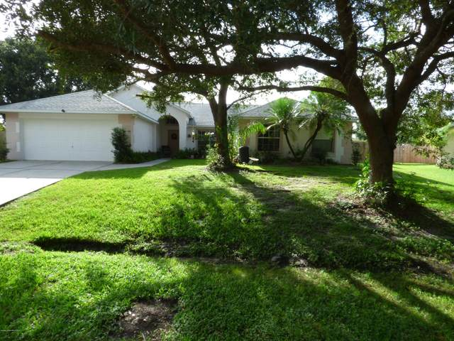 466 Coolidge Road NE, Palm Bay, FL 32907 (MLS #883572) :: Blue Marlin Real Estate