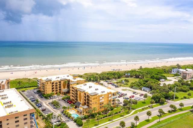 8470 Ridgewood Avenue #204, Cape Canaveral, FL 32920 (MLS #883578) :: Blue Marlin Real Estate