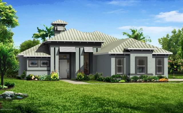 303 Riverside Drive, Melbourne Beach, FL 32951 (MLS #883601) :: Blue Marlin Real Estate