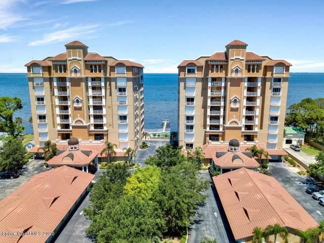 3205 S Washington Avenue #601, Titusville, FL 32780 (MLS #883607) :: Blue Marlin Real Estate