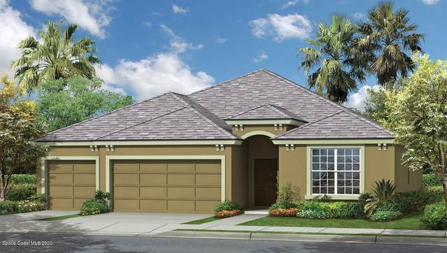 625 Gleneagles Drive SE, Palm Bay, FL 32909 (MLS #883611) :: Engel & Voelkers Melbourne Central