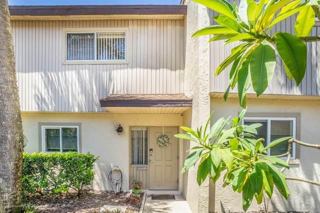 203 6th Avenue #10, Melbourne Beach, FL 32951 (MLS #883620) :: Blue Marlin Real Estate