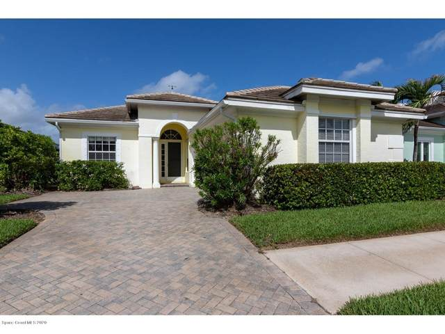 81 Southpointe Drive, Ft. Pierce, FL 34949 (MLS #883622) :: Premium Properties Real Estate Services