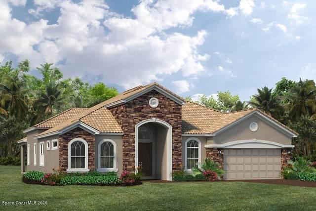 8397 Crimson Drive, Melbourne, FL 32940 (MLS #883623) :: Blue Marlin Real Estate