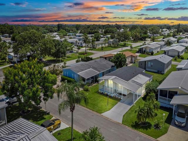 503 Royal Tern Drive, Barefoot Bay, FL 32976 (MLS #883634) :: Blue Marlin Real Estate