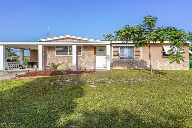 1371 Albert Drive, Melbourne, FL 32935 (MLS #883649) :: Blue Marlin Real Estate