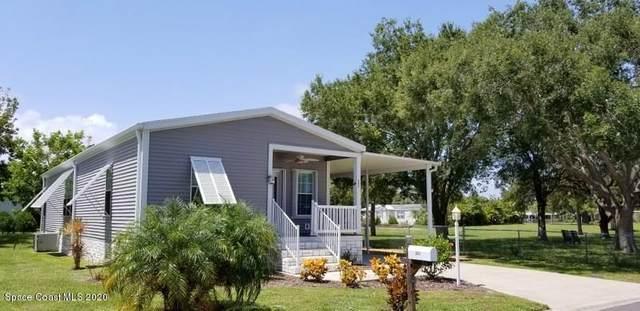 331 Egret Circle, Barefoot Bay, FL 32976 (MLS #883652) :: Blue Marlin Real Estate