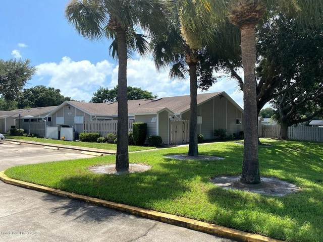 1933 Quail Ridge Court #1102, Cocoa, FL 32926 (MLS #883653) :: Blue Marlin Real Estate