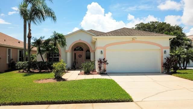 893 Suntree Woods Drive, Melbourne, FL 32940 (MLS #883659) :: Blue Marlin Real Estate