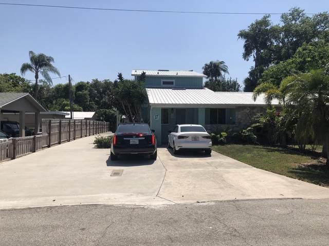 17 Magruder Avenue, Rockledge, FL 32955 (MLS #883678) :: Engel & Voelkers Melbourne Central