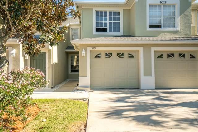 1012 Handsome Cab Lane #105, Melbourne, FL 32940 (MLS #883697) :: Blue Marlin Real Estate