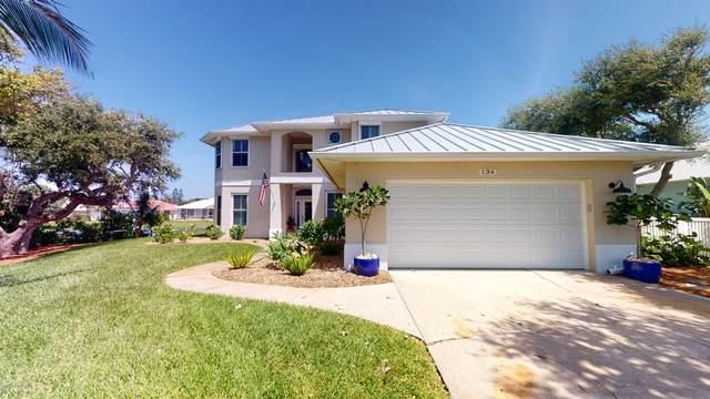 136 Signature Drive, Melbourne Beach, FL 32951 (MLS #883725) :: Premium Properties Real Estate Services