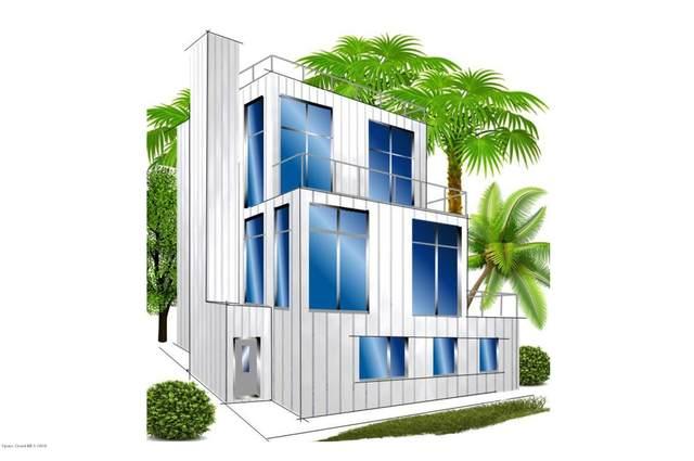 2701 N Indian River Drive, Cocoa, FL 32922 (MLS #883749) :: Blue Marlin Real Estate