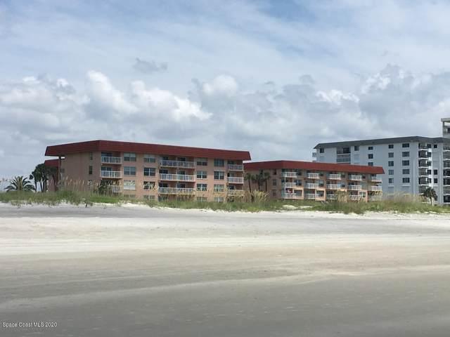 10 Sunflower Street #20, Cocoa Beach, FL 32931 (MLS #883760) :: Blue Marlin Real Estate