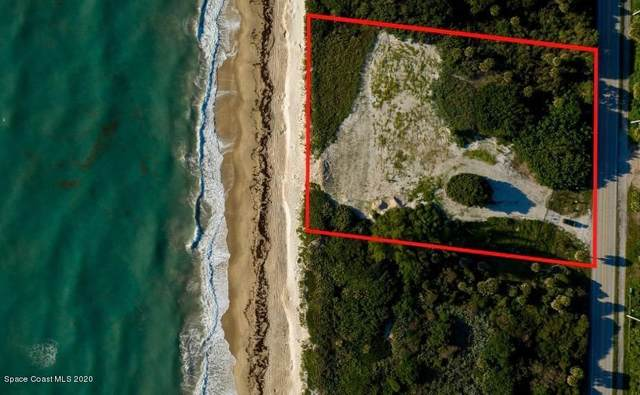 6185 Highway A1a, Melbourne Beach, FL 32951 (MLS #883769) :: Blue Marlin Real Estate