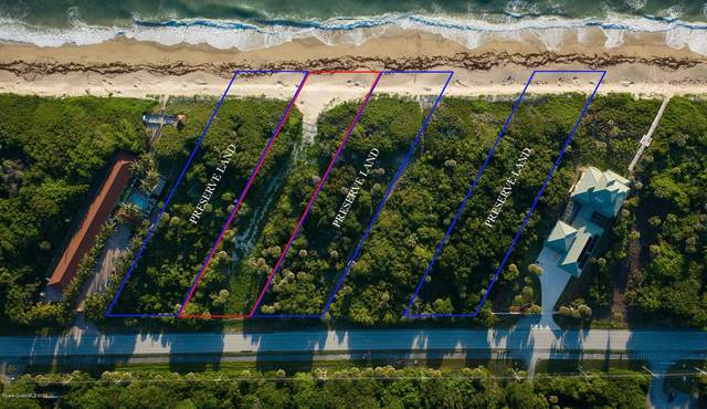 8815 Highway A1a, Melbourne Beach, FL 32951 (MLS #883778) :: Blue Marlin Real Estate