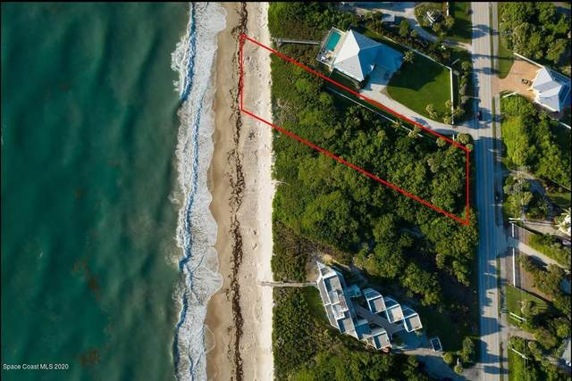 6385 Highway A1a, Melbourne Beach, FL 32951 (MLS #883783) :: Blue Marlin Real Estate