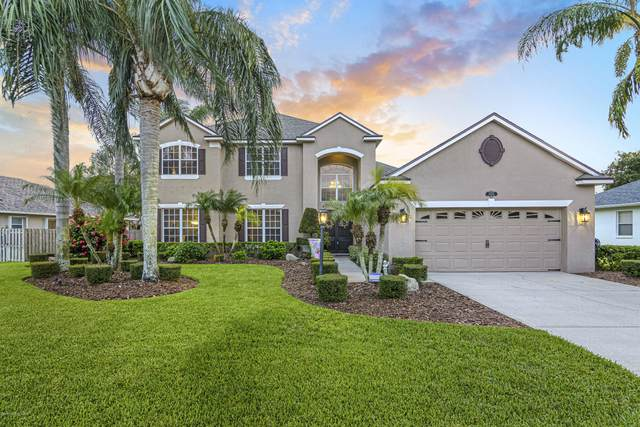 6006 Newbury Circle, Melbourne, FL 32940 (MLS #883828) :: Engel & Voelkers Melbourne Central