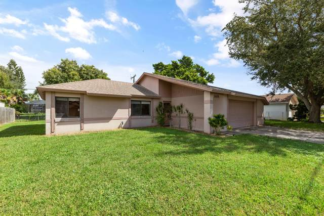 2455 Raintree Lake Circle, Merritt Island, FL 32953 (MLS #883862) :: Engel & Voelkers Melbourne Central