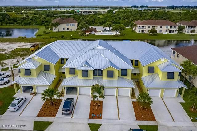3941 Playa Del Sol Drive #105, Rockledge, FL 32955 (MLS #883866) :: Premium Properties Real Estate Services