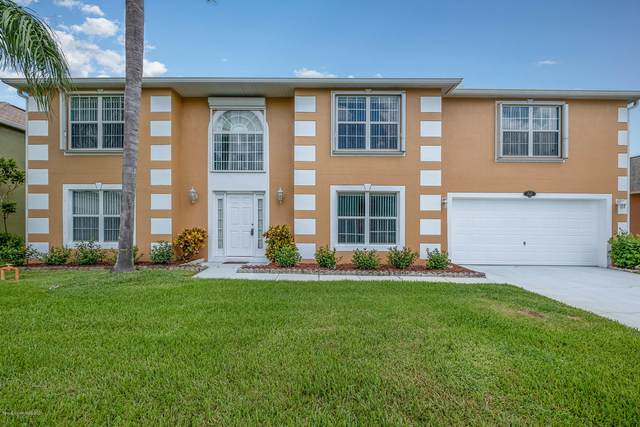 1542 Sorento Circle, West Melbourne, FL 32904 (MLS #883880) :: Blue Marlin Real Estate