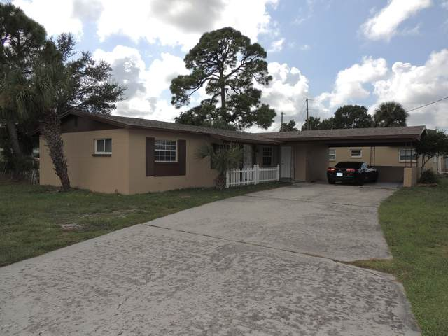210 Brandy Lane, Merritt Island, FL 32952 (MLS #883891) :: Blue Marlin Real Estate