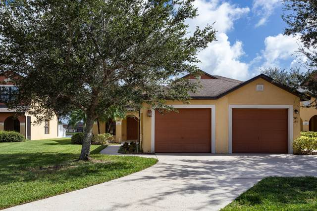 745 Luminary Circle #106, Melbourne, FL 32901 (MLS #883900) :: Engel & Voelkers Melbourne Central
